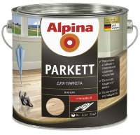 Alpina PARKETTLACK GLANZEND лак для паркета 10л