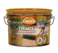 PINOTEX TERRACE OIL олия для дерева 10л